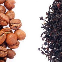 Caffè, cioccolato, tè e zucchero