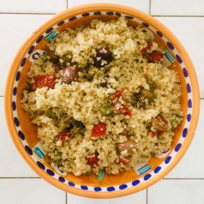 Quinoa mediterranea